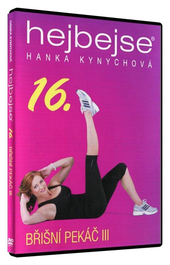 Hejbejse 16 - Břišní pekáč III. (DVD)