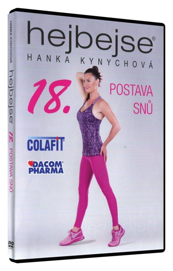 Hejbejse 18 - Postava snů (DVD)