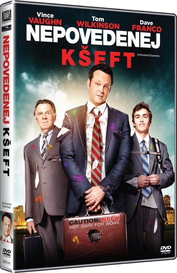 Nepovedenej kšeft (DVD)