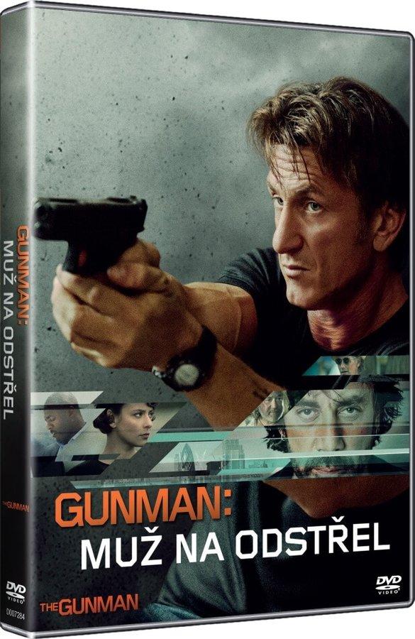 Gunman: Muž na odstřel (DVD)