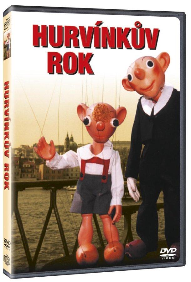 Hurvínkův rok (DVD)