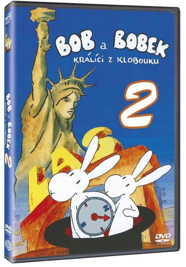 Bob a Bobek na cestách 2 (DVD)