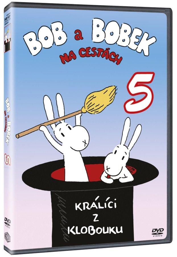 Bob a Bobek na cestách 5 (DVD)