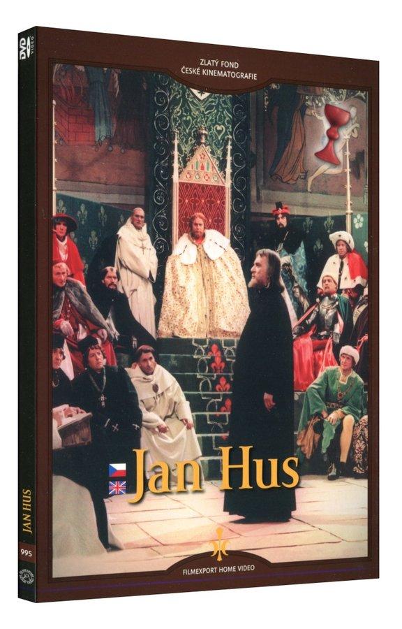 Jan Hus (DVD) - digipack