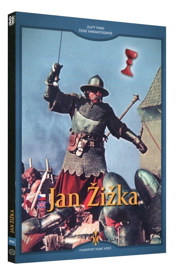 Jan Žižka (DVD) - digipack