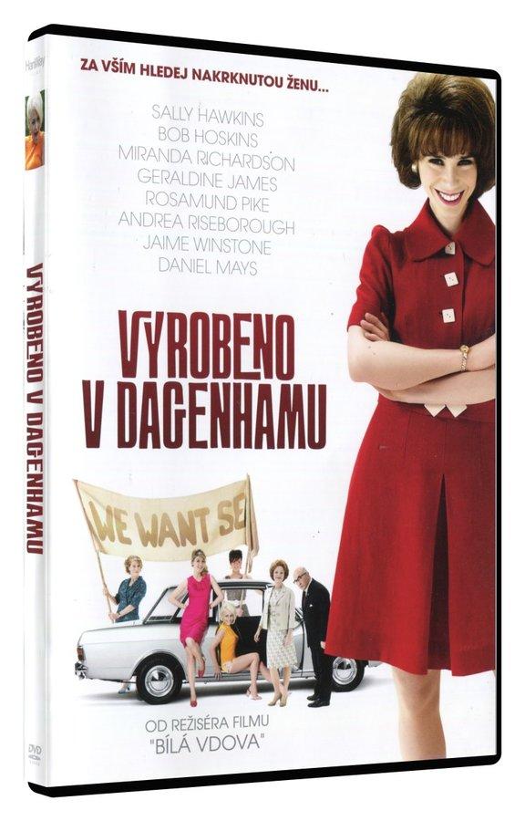 Vyrobeno v Dagenhamu (DVD)