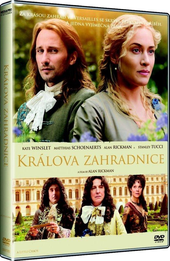 Králova zahradnice (DVD)