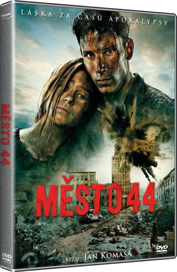 Město 44 (DVD)