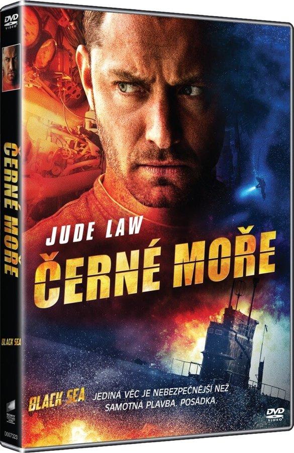 Černé moře (DVD)
