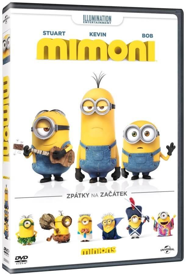 Mimoni (DVD)
