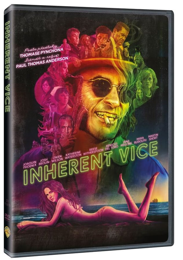 Inherent Vice (DVD)