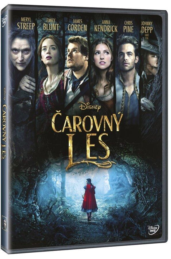 Čarovný les (DVD)