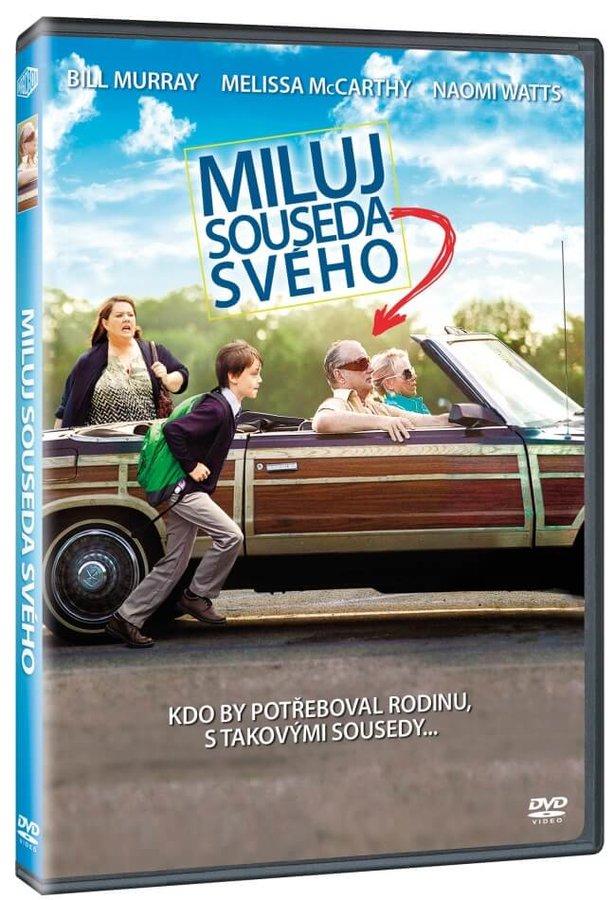 Miluj souseda svého (DVD)