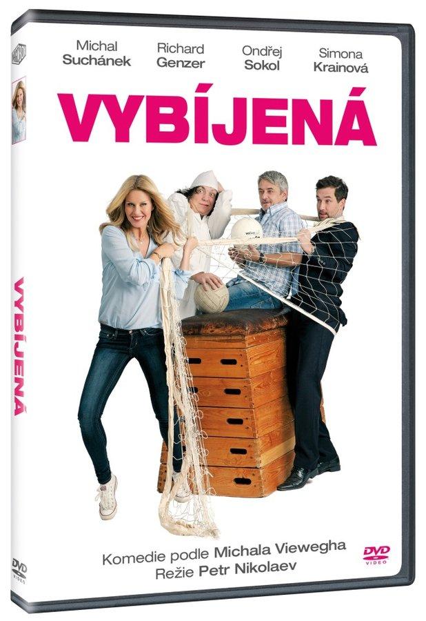 Vybíjená (DVD)