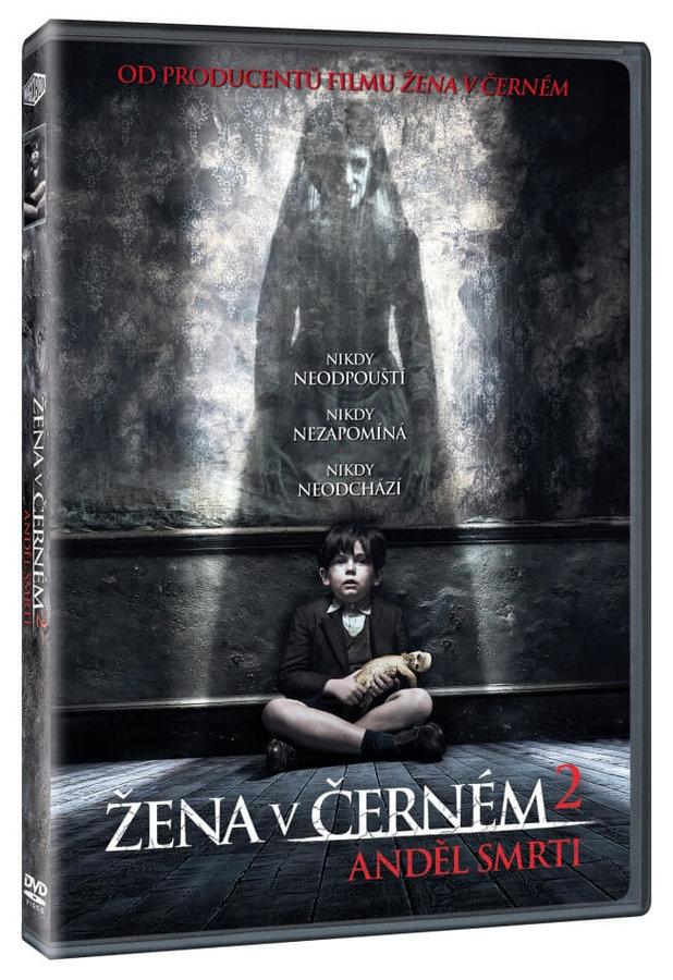 Žena v černém 2: Anděl smrti (DVD)