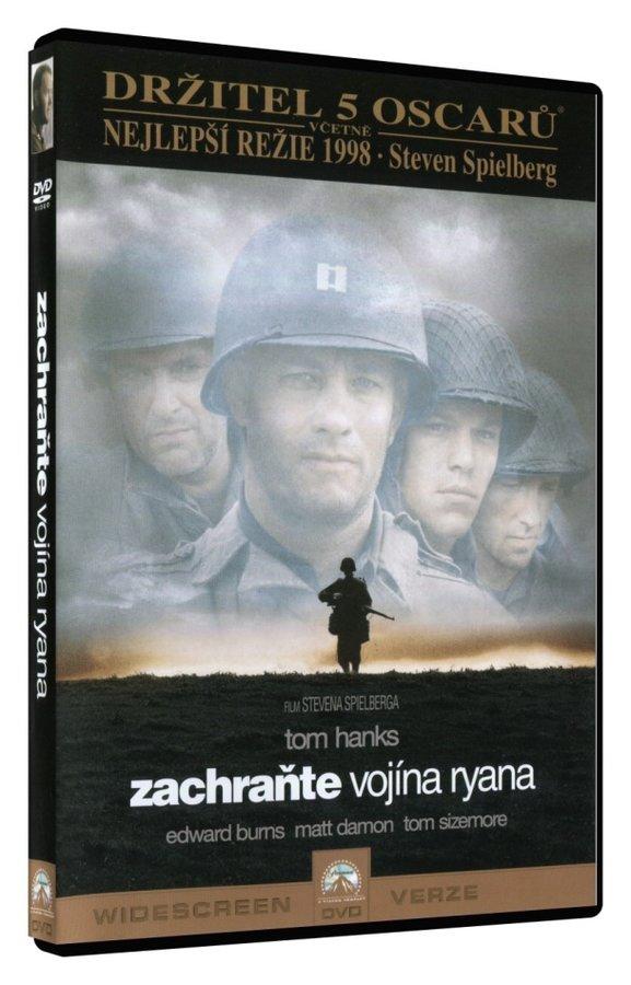 Zachraňte vojína Ryana (DVD)