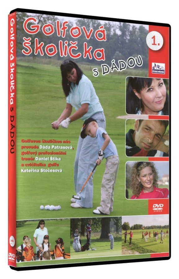Golfová školička s Dádou (DVD)