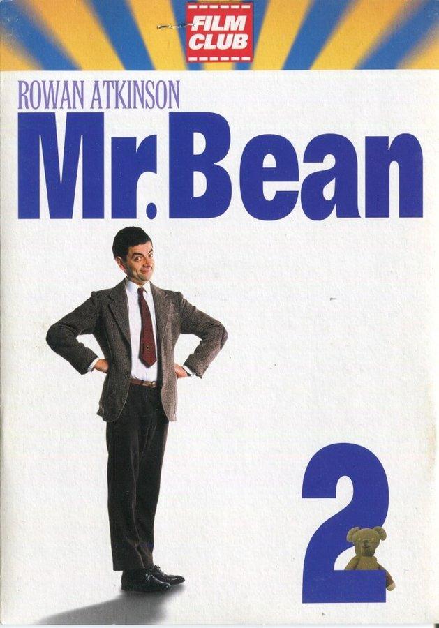 Mr. Bean 2 (DVD) (papírový obal)