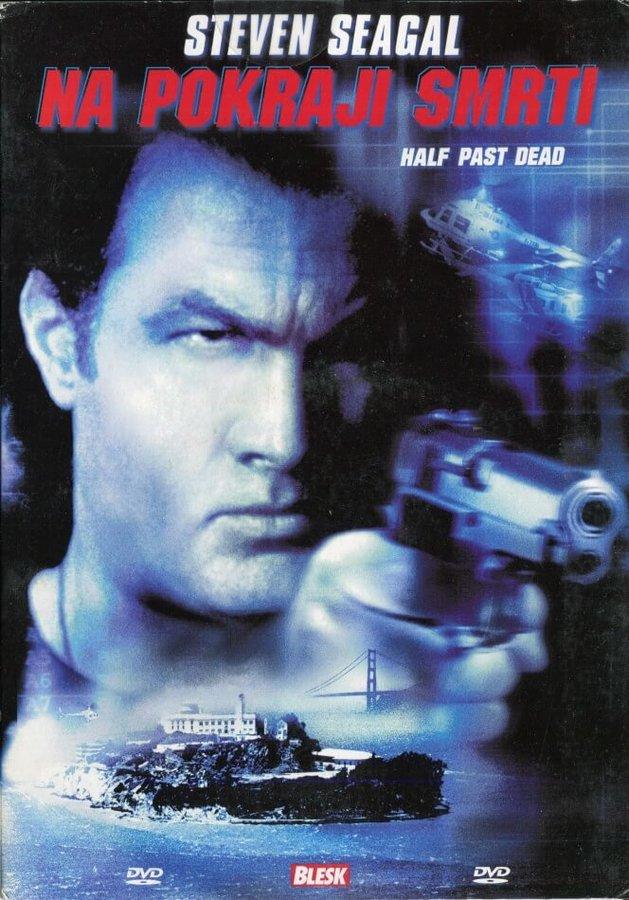 Na pokraji smrti (DVD) (papírový obal)
