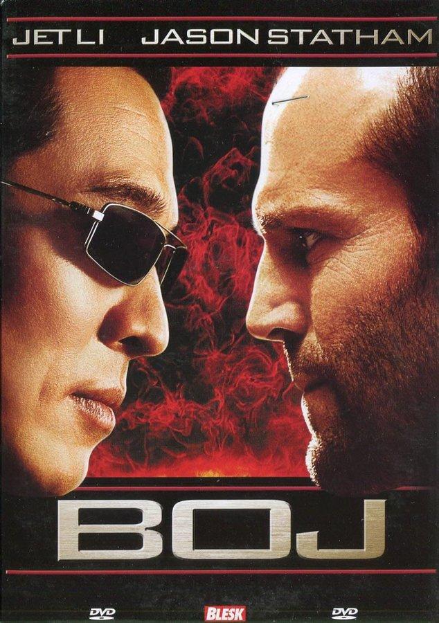 Boj (DVD) (papírový obal)