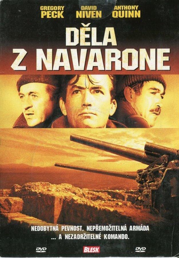 Děla z Navarone (DVD) (papírový obal)