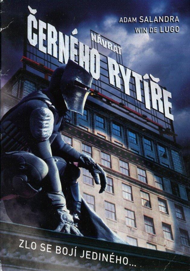 Návrat Černého rytíře (DVD) (papírový obal)