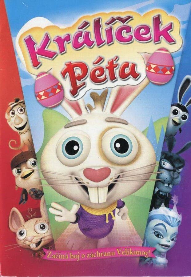 Králíček Péťa (DVD) (papírový obal)