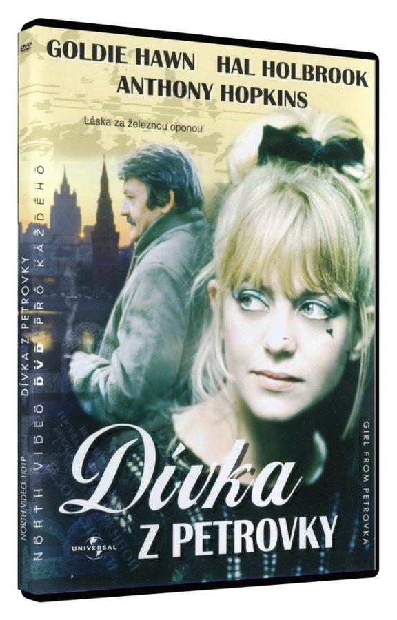Dívka z Petrovky (DVD)