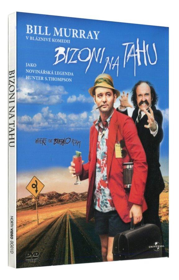 Bizoni na tahu (DVD)