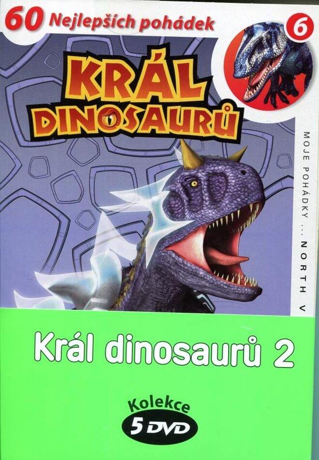 Král dinosaurů 2 - kolekce (5xDVD) (papírový obal)