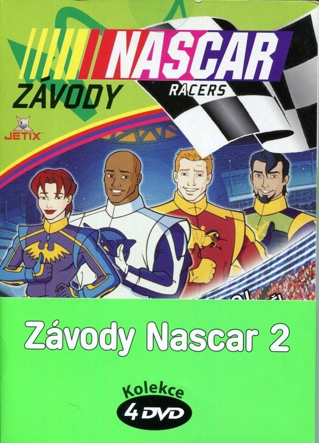Závody Nascar 2 - kolekce (4xDVD) (papírový obal)