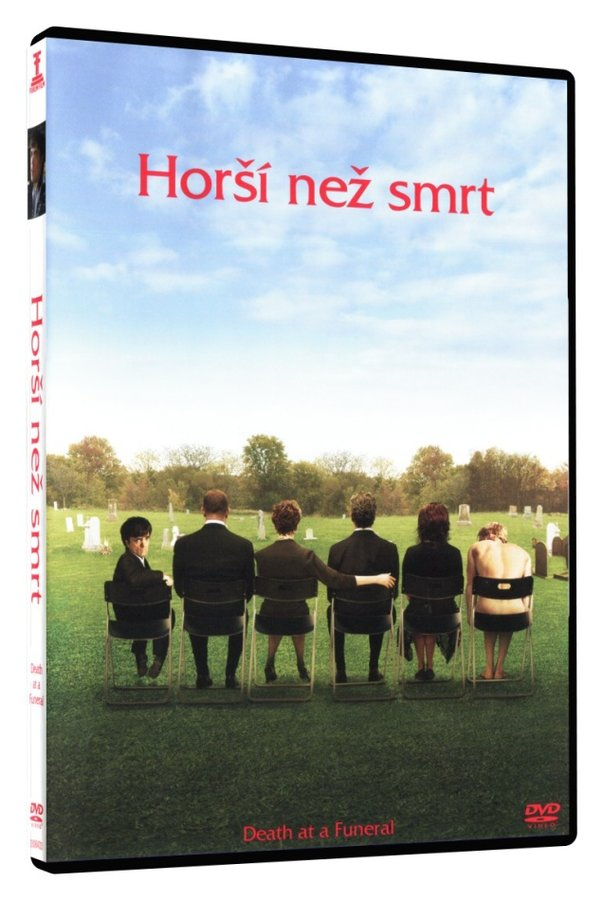 Horší než smrt (DVD)
