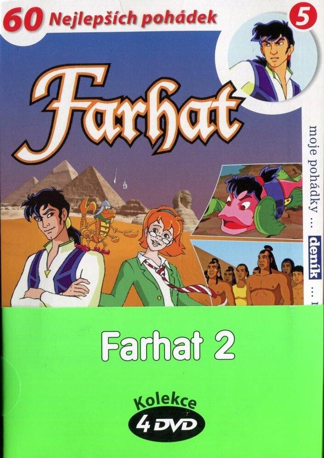 Farhat 2 - kolekce (4xDVD) (papírový obal)