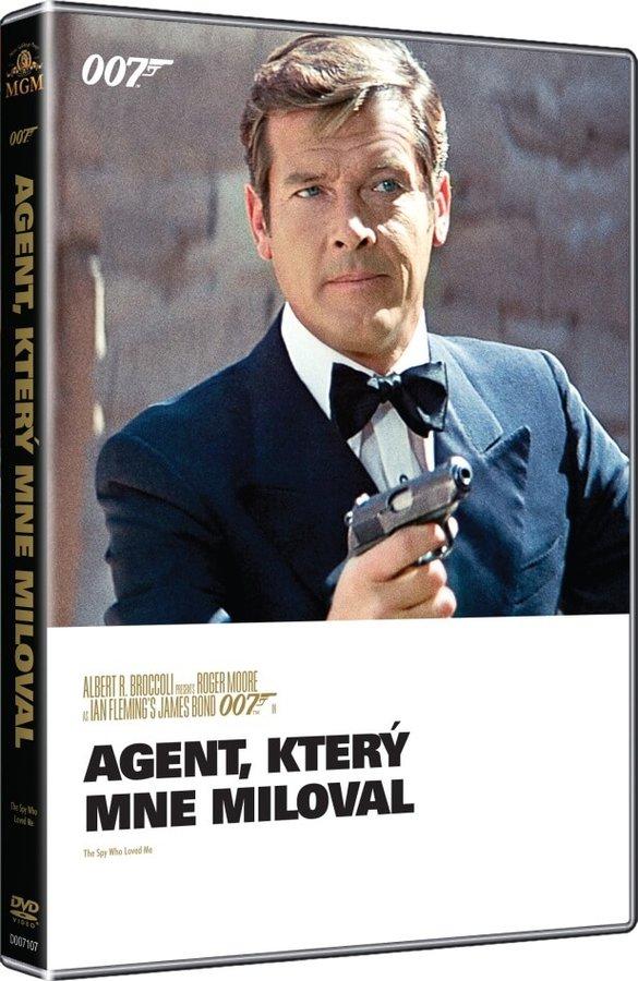 Agent, který mne miloval (DVD)