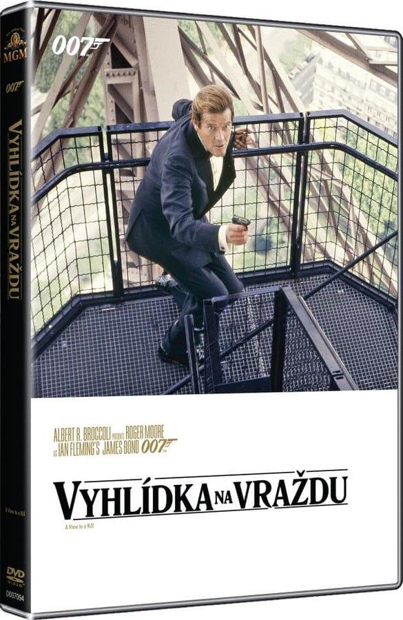 Vyhlídka na vraždu (DVD)