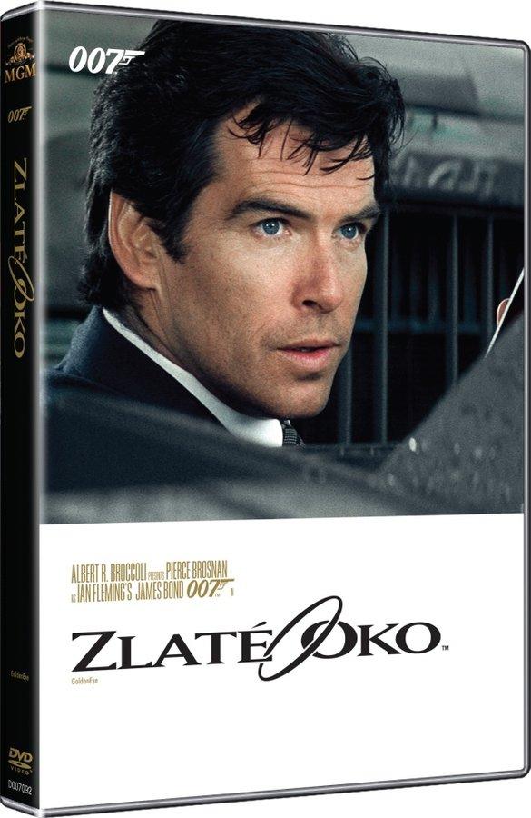 Zlaté oko (DVD)