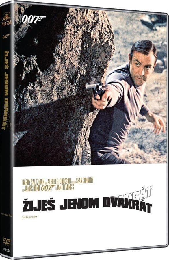 Žiješ jenom dvakrát (DVD)