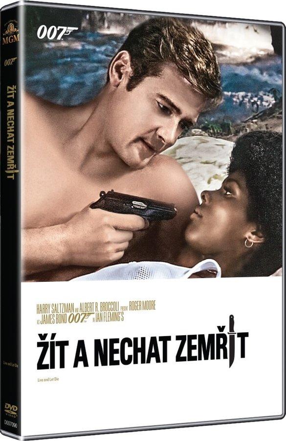 Žít a nechat zemřít (DVD)