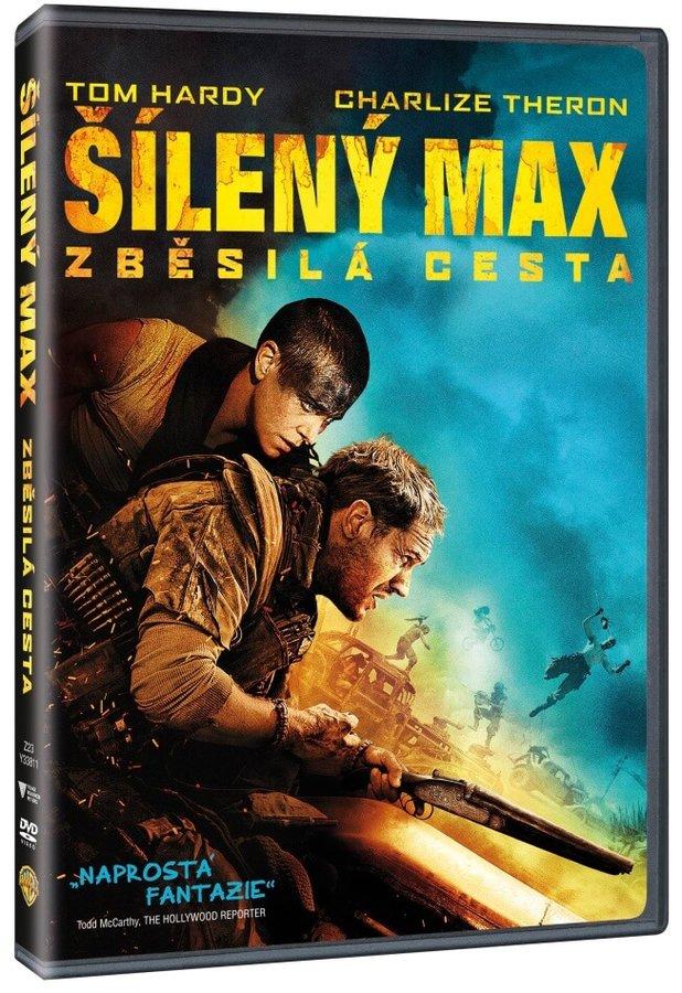 Šílený Max: Zběsilá cesta (DVD)
