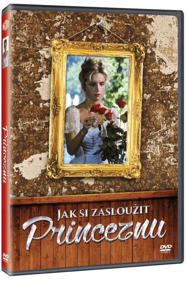 Jak si zasloužit princeznu (DVD)