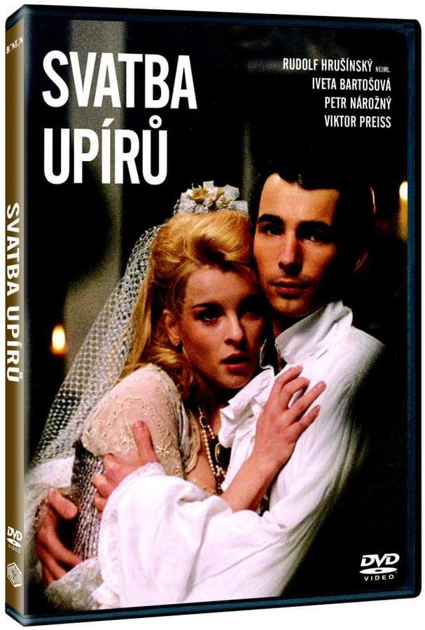 Svatba upírů (DVD)