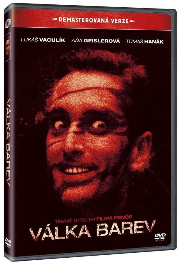 Válka barev (DVD) - remasterovaná verze