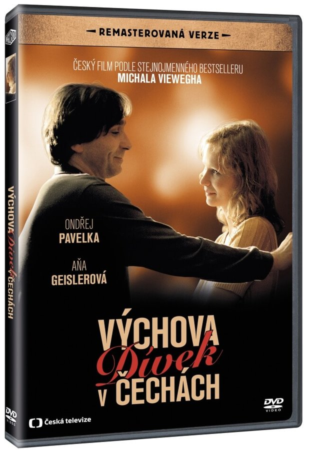 Výchova dívek v Čechách (DVD) - remasterovaná verze