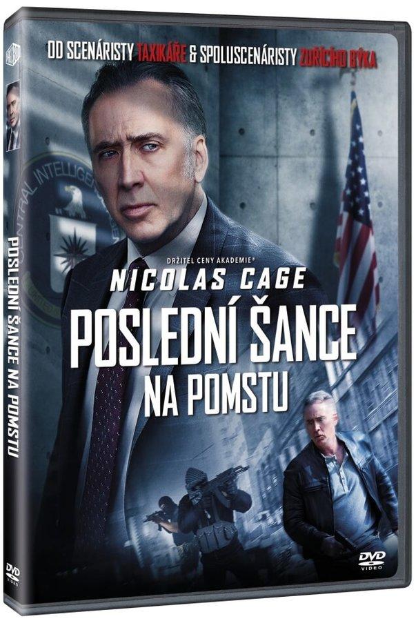 Poslední šance na pomstu (DVD)