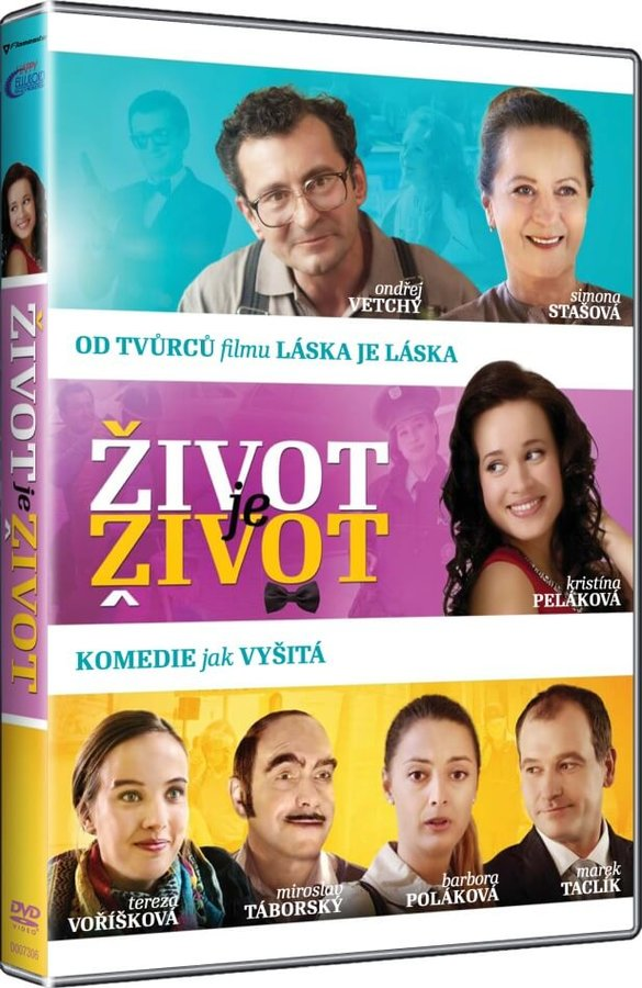 Život je život (DVD)