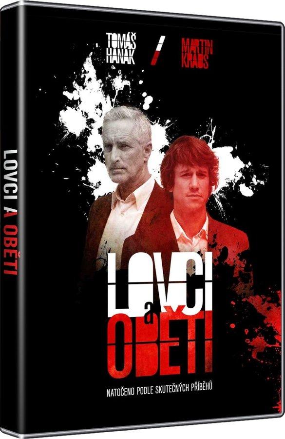 Lovci a oběti (DVD)