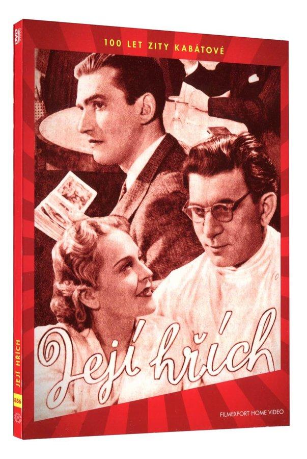 Její hřích (DVD) - digipack