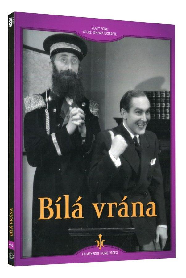 Bílá vrána (DVD) - digipack