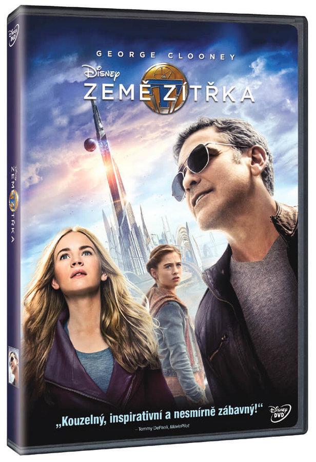Země zítřka (DVD)