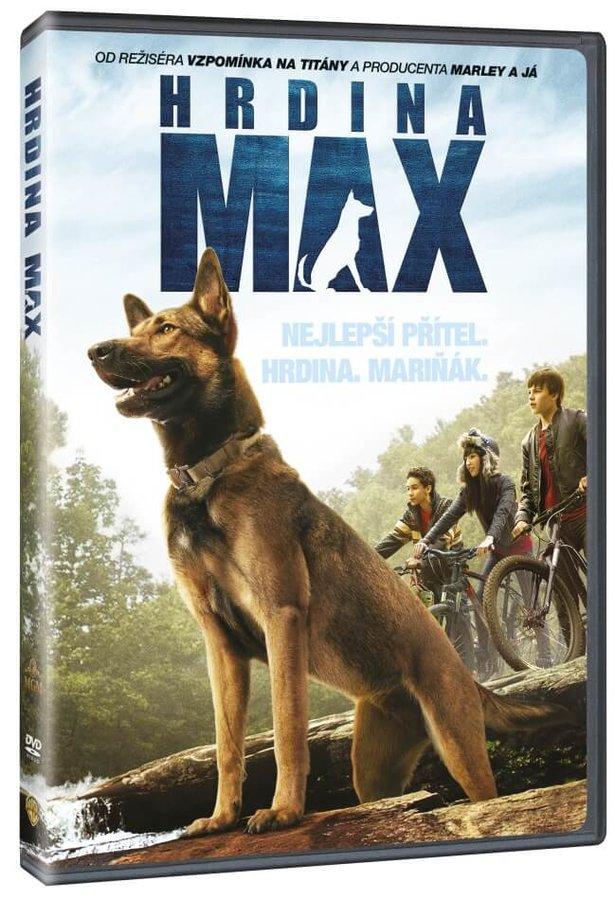 Hrdina Max (DVD)